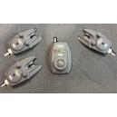 Coffret carp spirit 3 détecteurs VTE + centrale VTRE
