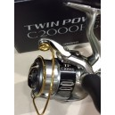 Moulinet shimano Twin power C 2000 HGS