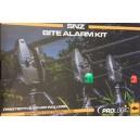 Coffret detecteurs et centrale Prologic SNZ bite alarm kit 4+1