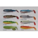 Cannibal shad 10 cm 9gr par 4 savage gear