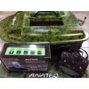 Pack bateau amorceur Anatec Maxboat IVY Devo7 batteries lithium avec écho ALF500